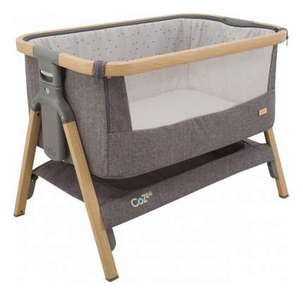 Кровать Tutti Bambini CoZee Oak and Charcoal