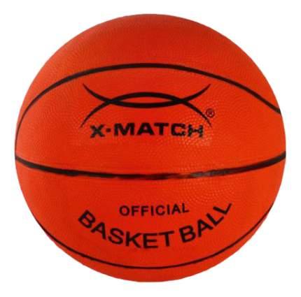 Баскетбольный мяч X-Match 56186 №5 orange