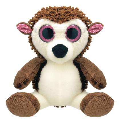 Мягкая игрушка Wild Planet Ежик 15 см коричневый k7854