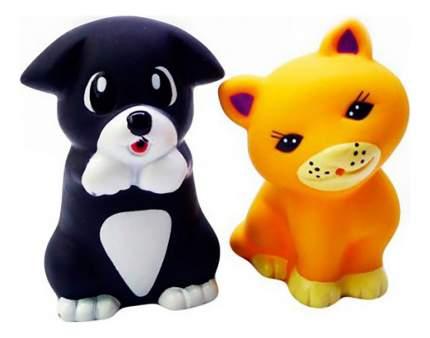 Игрушки для ванной Щенок и кот Играем вместе LXB162_199