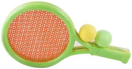 Игровой набор с ракетками Shantou Gepai 40 см 2 мяча 609a