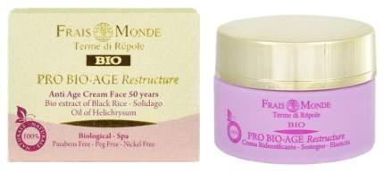 Крем для лица Frais Monde Pro Bio-Age Renergie Anti Age 50+ 50 мл
