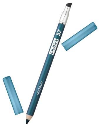 Карандаш для глаз Pupa Multiplay Triple-Purpose Eye Pencil 57 Petrol Blue