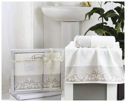 Набор полотенец KARNA белый
