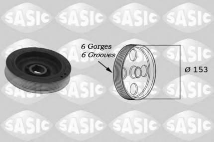 Шкив генератора Sasic 2150002