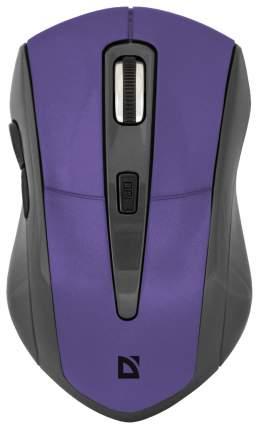 Беспроводная мышка Defender Accura MM-965 Violet/Black (52969)