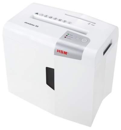 Шредер HSM Shredstar X5 White