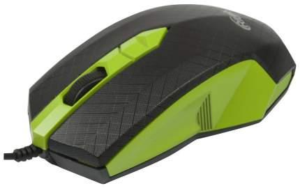 Мышь Ritmix ROM-202 Зеленая; Черная