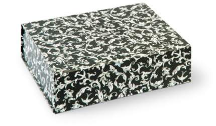 Средняя подарочная коробка с паттерном «Перламутр»