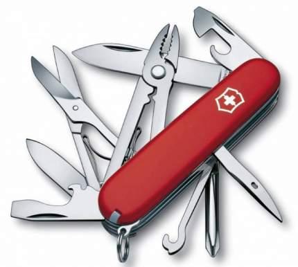 Нож складной Victorinox Deluxe Tinker 1.4723 красный 17 функций