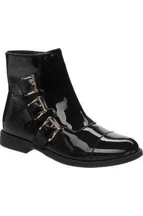 Ботинки детские Keddo, цв.чёрный, р-р 35