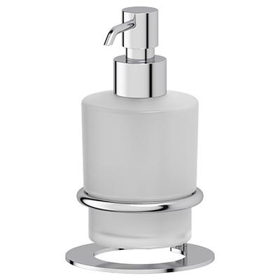 Емкость для жидкого мыла стеклянная настольная ARTWELLE Universell (AWE 003)