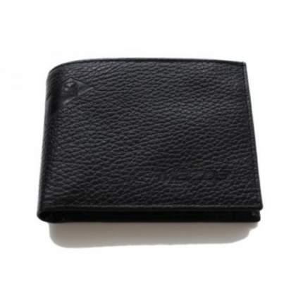 Кошелек из рельефной кожи Mazda Relief Leather Wallet, Black, 830077544