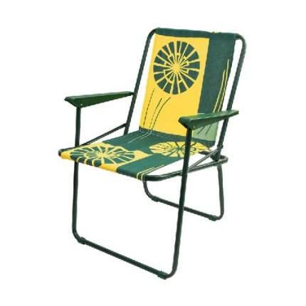Кресло Фольварк с81а/80 зеленое
