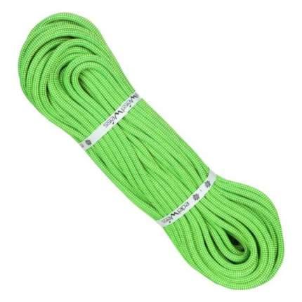 Веревка динамическая Edelweiss Extrem II 9 мм, зеленая, 60 м