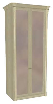 Платяной шкаф Любимый Дом LD_44201 113х66х228, кожа ленто