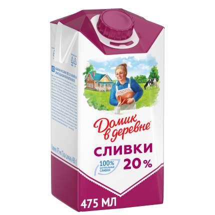 Сливки Домик в деревне 20% 480 г