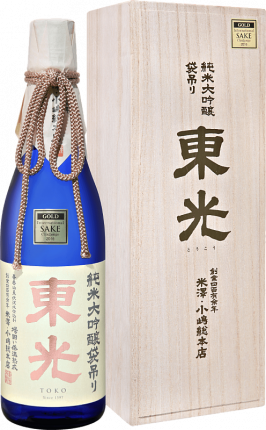 Toko Junmai Daiginjo Drip (gift box)
