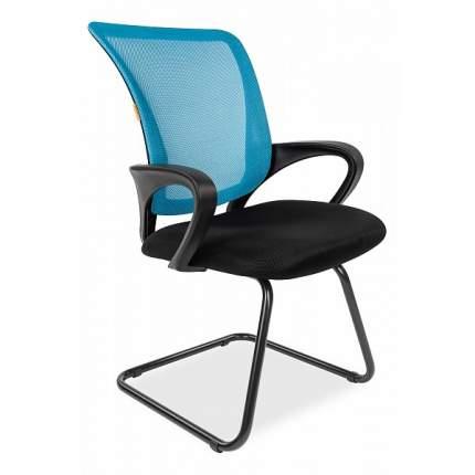 Офисное кресло CHAIRMAN 00-07022782, голубой/черный