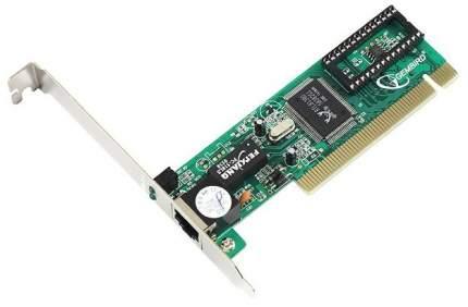 Сетевая карта PCI на RJ45 Gembird NIC-R1 Fast Ethernet 100Base-TX