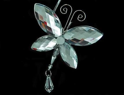 Елочная игрушка Crystal Deco 8,2 см 1 шт 151628