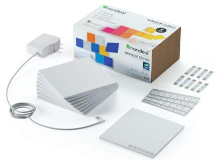 Комплект умных ламп Nanoleaf Canvas Smarter Kit (9 панелей)