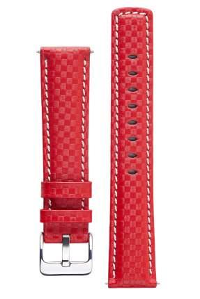 Ремешок для часов Signature 111554-18-short красный 18 mm short