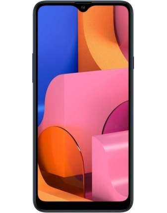 Смартфон Samsung Galaxy A20s 32Gb Blue  (SM-A207F)