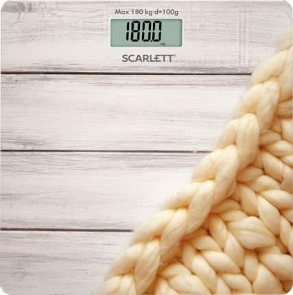 Весы напольные Scarlett SC-BS33E089