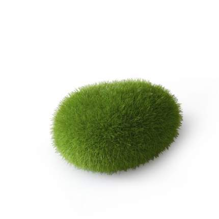 Декоративный мох для аквариума AQUA DELLA Moos Ball, 6x4,5x3,5см