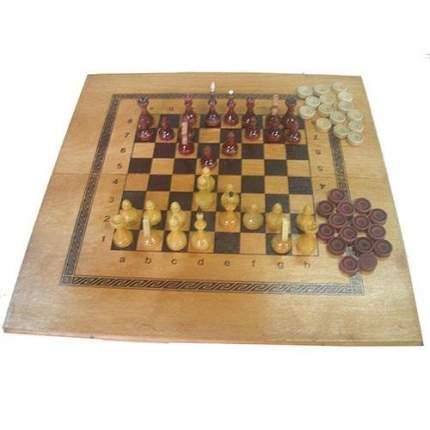 Игра 3 в 1 малая тонированная 400х200 ES-0056