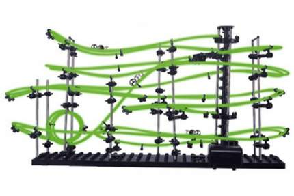 Динамический конструктор Космические горки, светящиеся рельсы, уровень 3 SpaceRail 231-3G