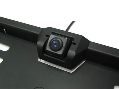 Камера заднего вида AVIS в рамке номерного знака AVS308CPR