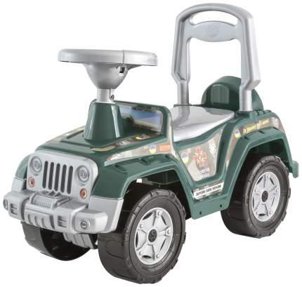 Каталка детская Orion Машинка Супер Сафари Армейский