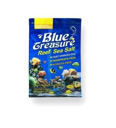Морская соль BLUE TREASURE Reef Sea Salt 6.7 кг