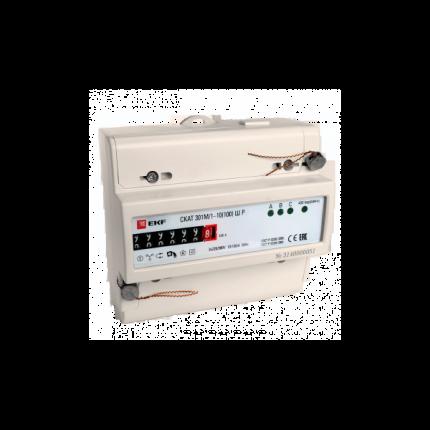 Счетчик электроэнергии EKF СКАТ 301М/1 - 10(100) Ш Р PROxima