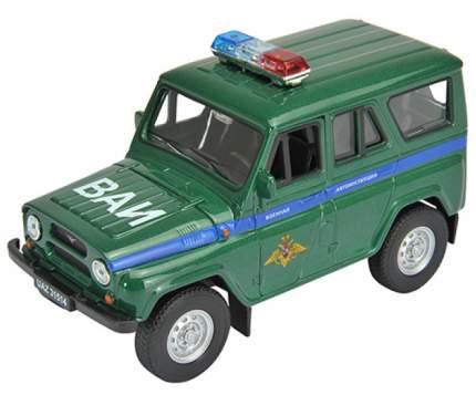 Машинка Autotime Uaz 31514 экстренные службы спасения 1:36 65210W-RUS