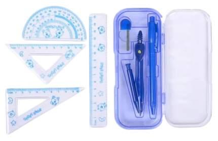 Готовальня пластиковая, 7 предметов