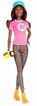 Кукла Barbie Никки Барби Кемпинг FTK24