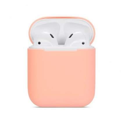 Чехол NoBrand для Apple AirPods 2  Papaya