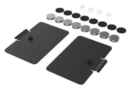 Магнитный набор для оснащения одной пластиковой рамки RCS-Light