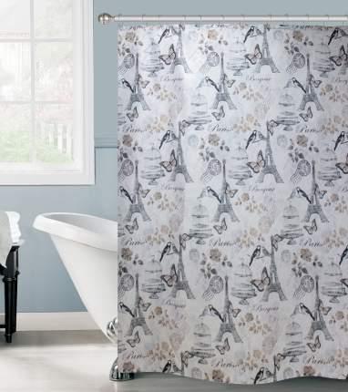 Штора для ванной комнаты Rosenberg R-730202