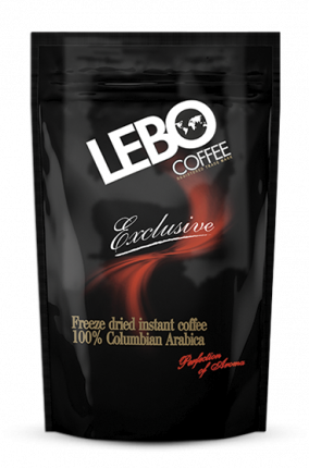 Кофе растворимый Lebo exclusive 100 г