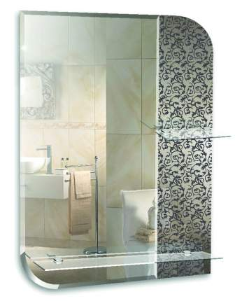 """Зеркало для ванной MIXLINE """"Вьюн"""" 550*750"""