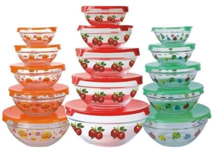 Набор стеклянных салатников KELLI KL-230(1x12)