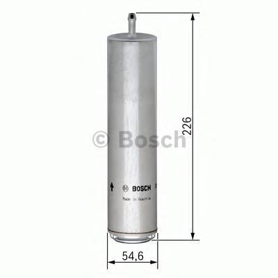 Фильтр топливный Bosch 0450906457