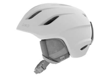 Горнолыжный шлем женский Giro Era 2019, белый, M