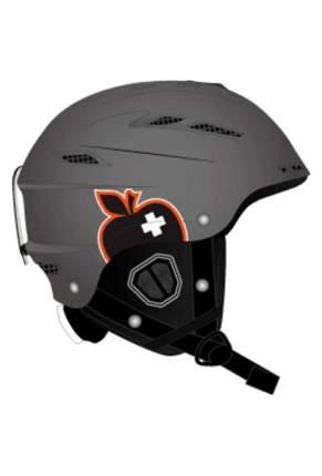 Горнолыжный шлем Movement Big A Helmet 2019, серый, S
