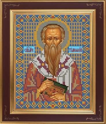 Вышивка бисером Galla Collection М248 Св.Тимофей 12х15 см