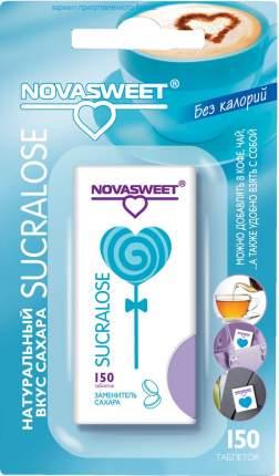 Заменитель сахара Novasweet сукралоза 150 таблеток